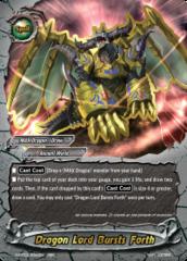 Dragon Lord Bursts Forth - S-BT03/0006EN - RRR