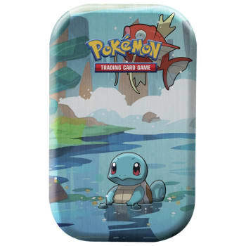 Kanto Friends Mini Tin - Squirtle