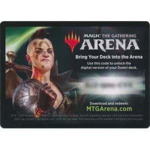MTG Arena Code Card - Domri Planeswalker Deck - Magic