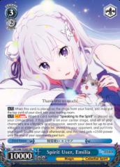 Spirit User, Emilia - RZ/S46-TE38S - SR