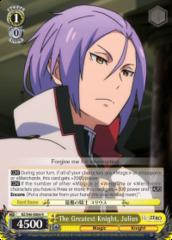 The Greatest Knight, Julius - RZ/S46-E006 - R