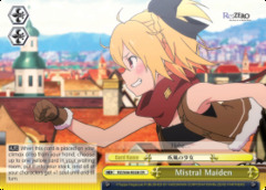 Mistral Maiden - RZ/S46-E028 - CR