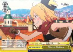 Mistral Maiden - RZ/S46-E028S - SR