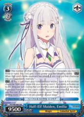 Half-Elf Maiden, Emilia - RZ/S46-E061 - RR
