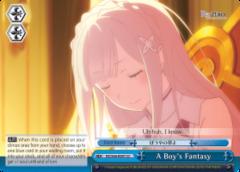 A Boy's Fantasy - RZ/S46-E097 - CC