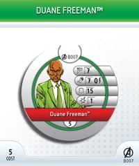 Duane Freeman (B007)