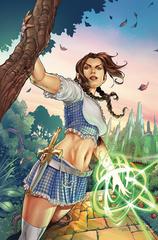 Oz Heart Of Magic #1 (Of 5) Cvr A Coccolo
