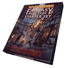 Warhammer Fantasy Roleplay Fourth Edition Starter Set