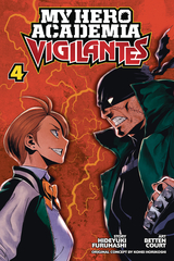 My Hero Academia Vigilantes Gn Vol 04