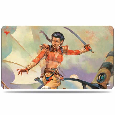 UltraPro Playmat: Legendary Collection - Captain Sisay