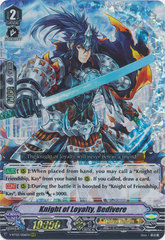 Knight of Loyalty, Bedivere - V-BT03/006EN - RRR