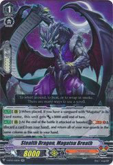 Stealth Dragon, Magatsu Breath - V-BT03/021EN - RR