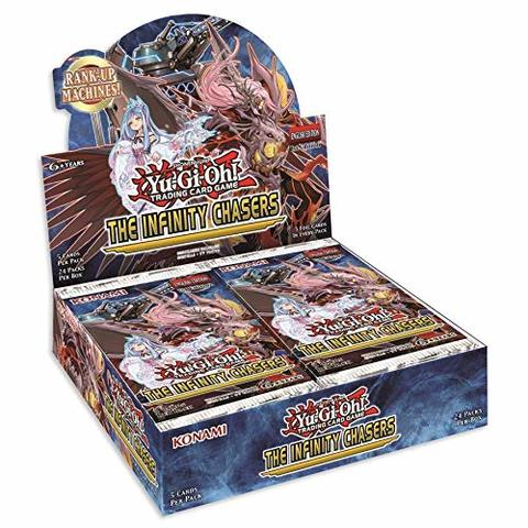 Yu-Gi-Oh! The Infinity Chasers - Booster Box