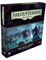 Arkham Horror: The Card Game Expansion - The Circle Undone