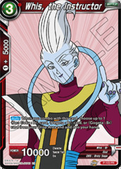 Whis, the Instructor - P-103 - PR