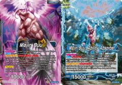 Majin Buu // Majin Buu, Ability Absorber - BT6-028 - UC