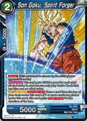 Son Goku, Spirit Forger - BT6-030 - C