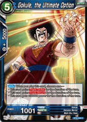 Gokule, the Ultimate Option - BT6-038 - C