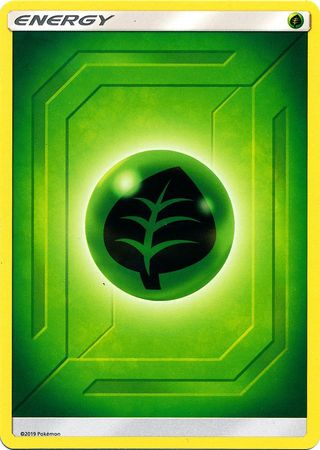 Grass Energy - 2019 Unnumbered - Common - Reverse Holo