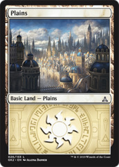 Plains (026) (Guild Kits: Ravnica Allegiance)