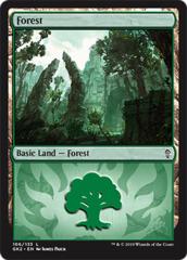Forest (106) (Guild Kits: Ravnica Allegiance)