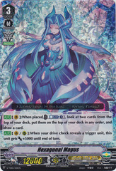 Hexagonal Magus - V-TD05/001 - RRR on Channel Fireball