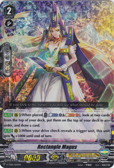 Rectangle Magus - V-TD05/004 - RRR on Channel Fireball