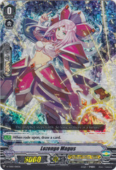 Lozenge Magus - V-TD05/010 - RRR on Channel Fireball