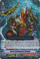 Great Composure Dragon - V-TD06/001EN (FOIL - RRR)