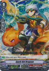 Spark Kid Dragoon - V-TD06/010 - RRR on Channel Fireball