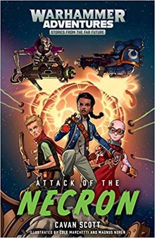 W/Galaxies: Attack Of The Necron (Audio)