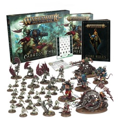 Age Of Sigmar: Carrion Empire (Eng)