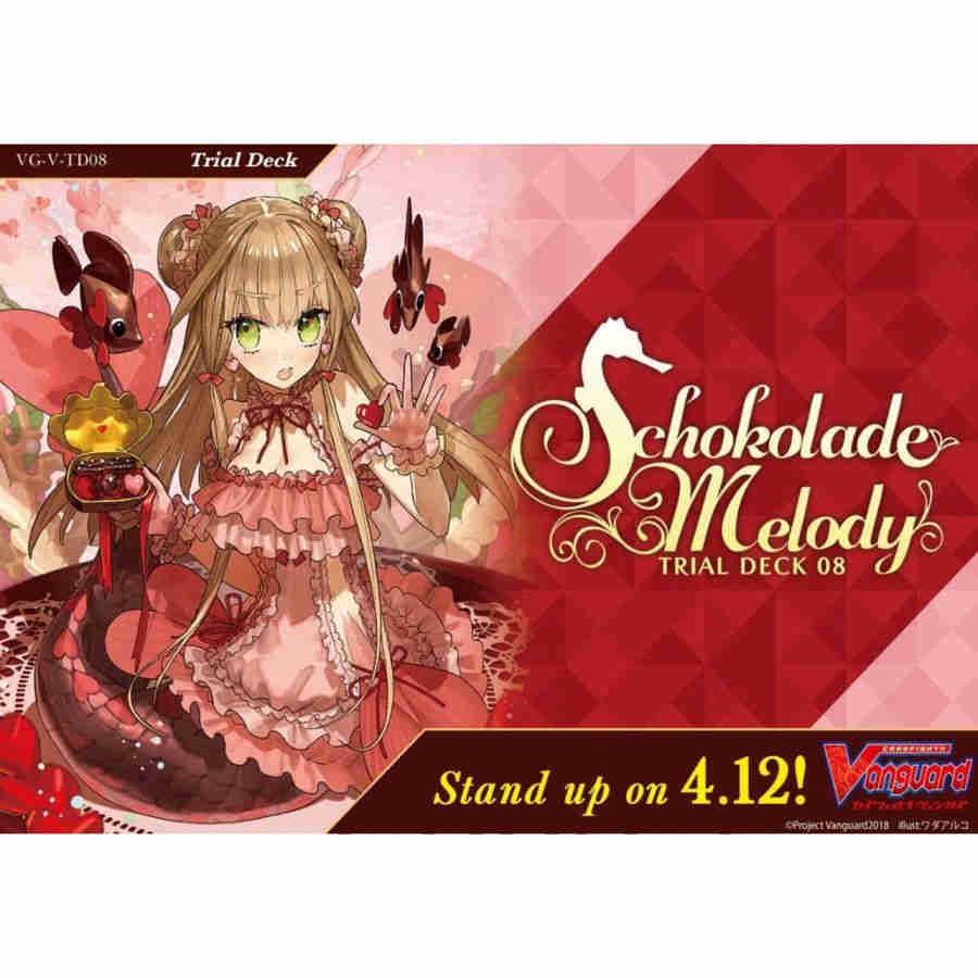 V Trial Deck 08: Shockolade Melody
