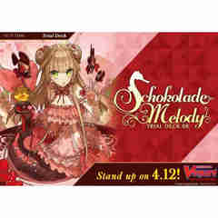V Trial Deck 08: Shockolade Melody