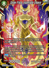 Golden Frieza, Indomitable Emperor - BT6-017 - SR