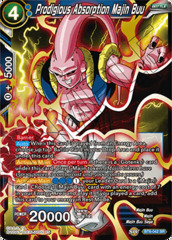 Prodigious Absorption Majin Buu - BT6-042 - SR