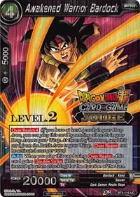 Awakened Warrior Bardock (Level 2 Judge Promo) - BT3-110 - PR
