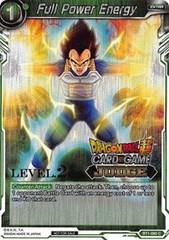 Full Power Energy (Level 2 Judge Promo) -  BT1-080 - PR