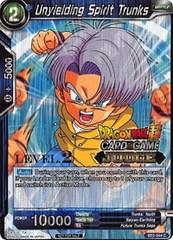 Unyielding Spirit Trunks (Level 2 Judge Promo) - BT2-044 - PR