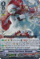 Fantasy Petal Storm, Shirayuki - V-BT04/008EN - RRR