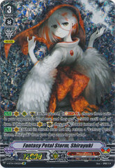 Fantasy Petal Storm, Shirayuki - V-BT04/OR02EN - OR