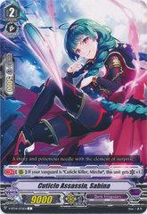 Cuticle Assassin, Sabina - V-BT04/072EN - C on Channel Fireball
