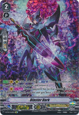 Blaster Dark - V-BT04/Re:01EN - SP