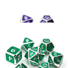 Mythica Platinum Emerald
