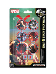 Marvel HeroClix: Earth X - Dice and Token Pack