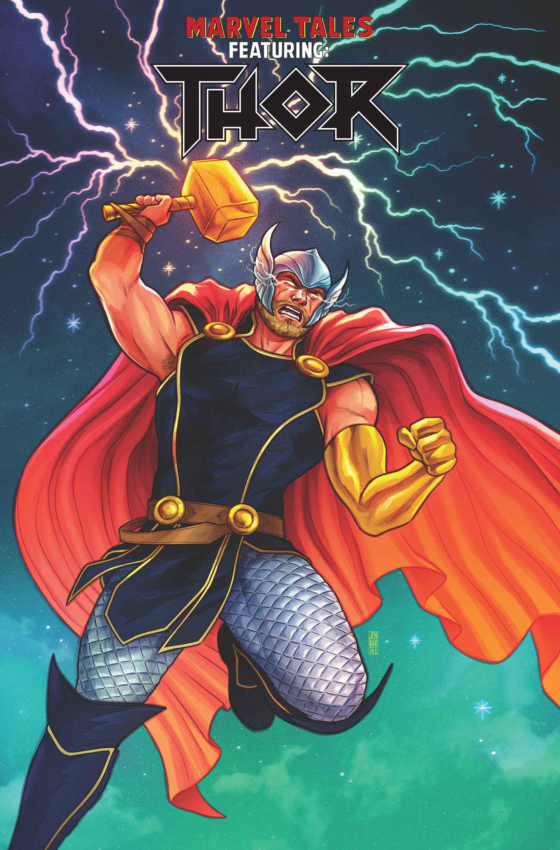 Marvel Tales Thor #1 (STL111368)