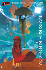 Invisible Kingdom #1 (Mature Readers)