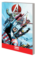 Avengers World Tp Complete Collection (STL111425)
