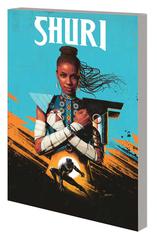 Shuri Tp Vol 01 Search For Black Panther (STL111474)
