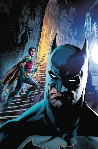 Batman Detective Rebirth Dlx Coll Hc Book 04 (STL112307)